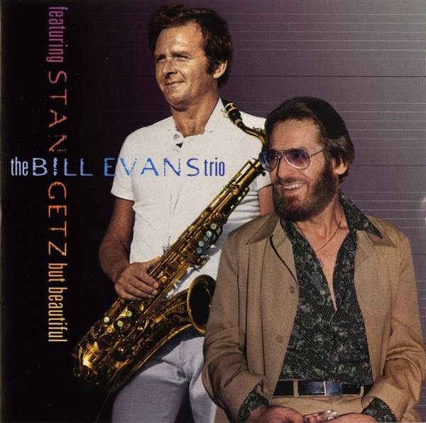 Jazz Trio Digital Art - Bill Evans Trio -  But Beautiful by Concord Music Group