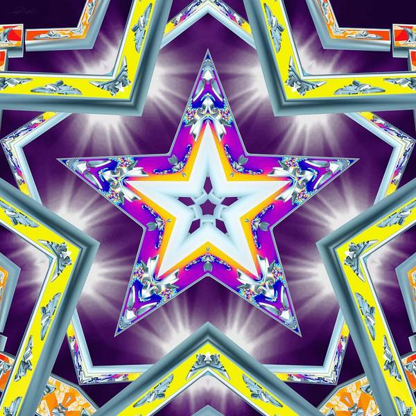Digital Art - Bio-digital Ascension by Derek Gedney