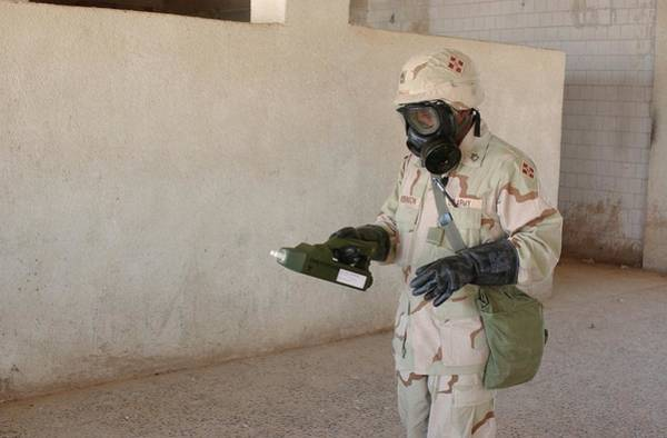 Iraqi Photograph - Biological Weapon Screening by Hhc 4th Infantry Division