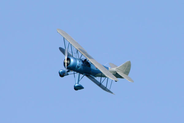 Photograph - Biplane by Bradford Martin