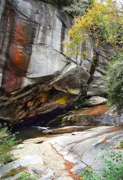 Photograph - Bird Rock Waterfall by Duane McCullough