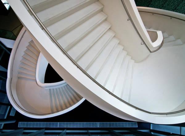 Stairwell Wall Art - Photograph - Bird Vieuw by Henk Van Maastricht