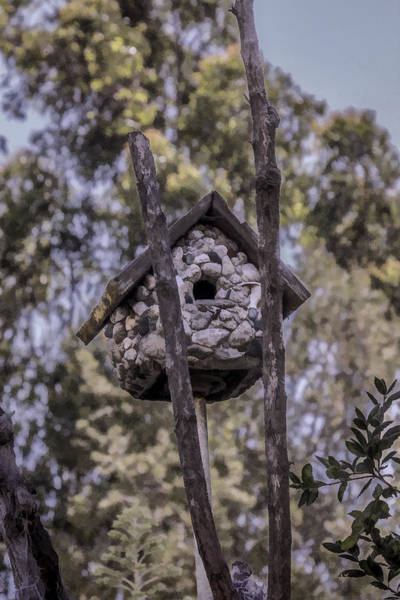 Digital Art - Birdhouse by Photographic Art by Russel Ray Photos