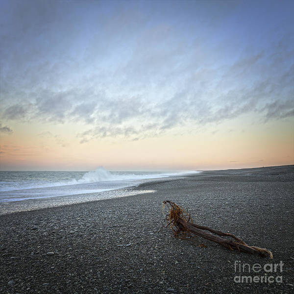 Wall Art - Photograph - Birdlings Flat Beach by Colin and Linda McKie