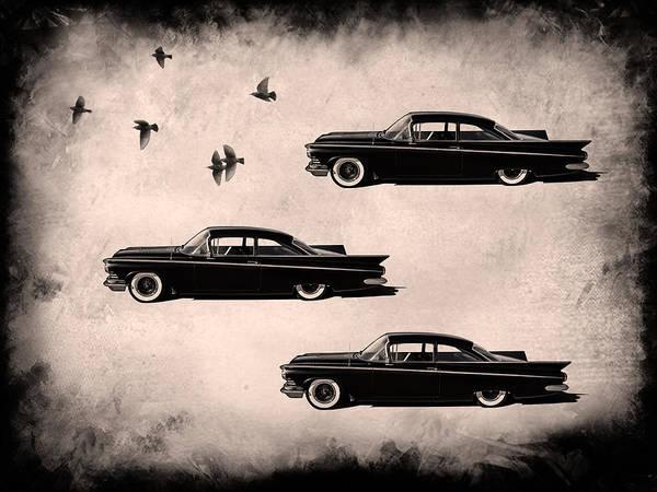 Wall Art - Digital Art - Birds Of A Feather by Douglas Pittman