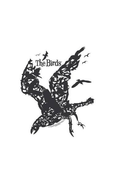 Suspense Digital Art - Birds - Title by Brand A