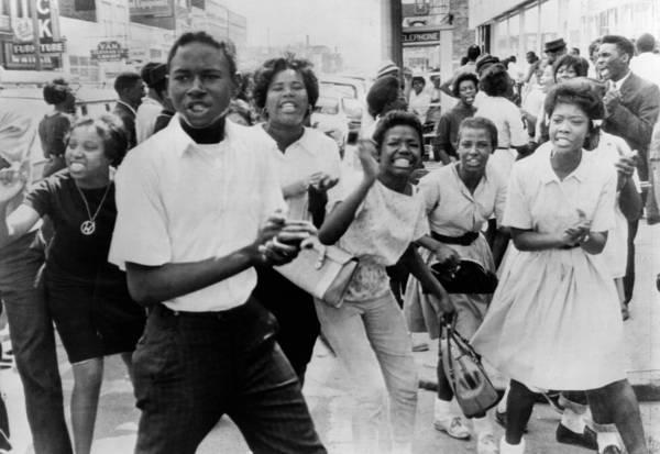 Wall Art - Photograph - Birmingham March, 1963 by Granger