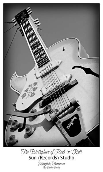 Wall Art - Photograph - Birthplace Of Rock N Roll by Stephen Stookey