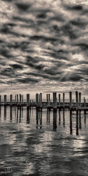 Harkers Island Photograph - Black And Light by JoyLin Photography