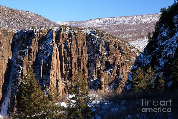 Photograph - Black Canyon Butte by Adam Jewell