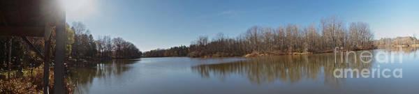 Photograph - Black Creek Panorama by William Norton