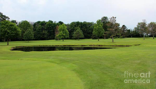 Photograph - Black Hawk Golf Course by Karen Adams