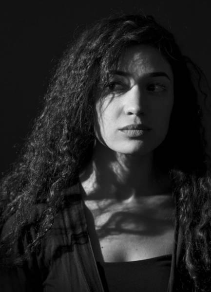 Photograph - Black Magic Woman by Uri Baruch