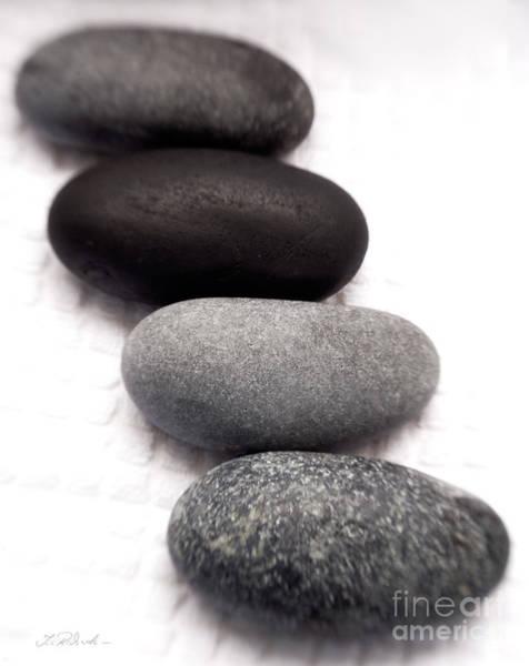 Wall Art - Photograph - Massage Stones by Iris Richardson