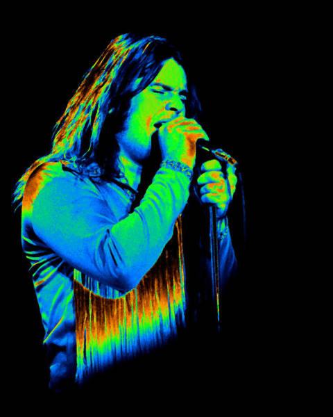 Photograph - Black Sabbath #11 Enhanced In Cosmicolors by Ben Upham