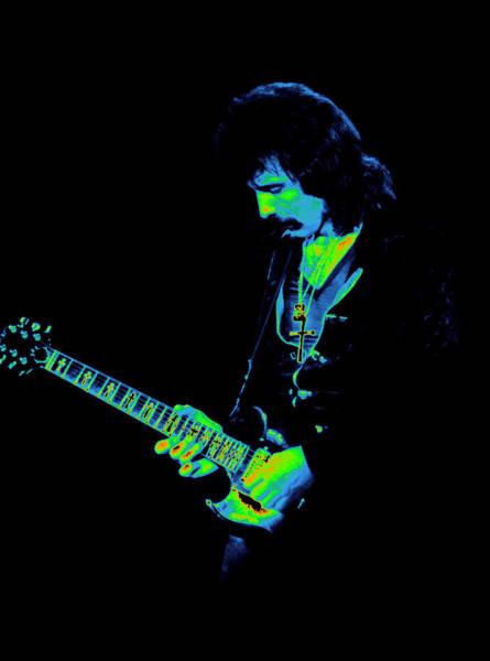 Photograph - Black Sabbath #14 In Cosmicolors 2 by Ben Upham