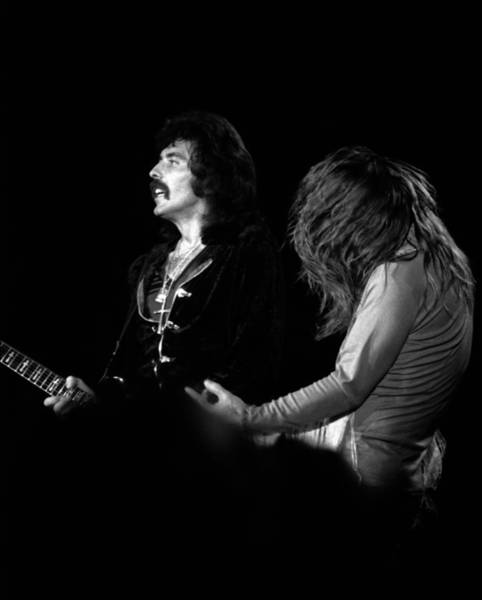 Photograph - Black Sabbath #16 by Ben Upham