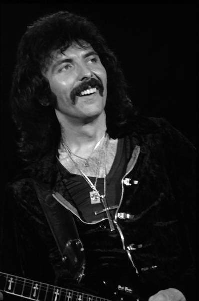 Photograph - Black Sabbath #17 Enhanced Bw by Ben Upham