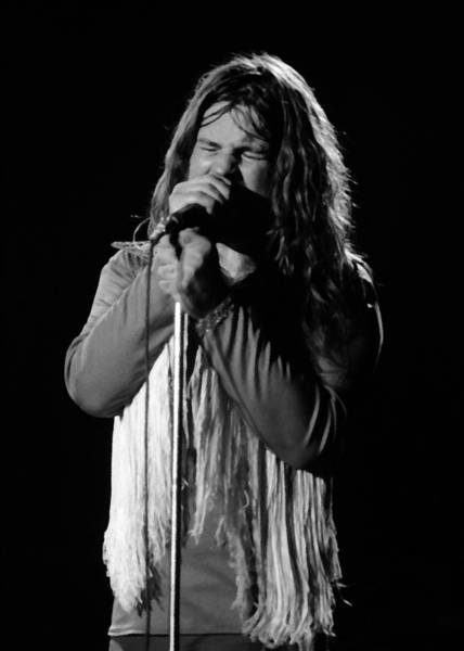 Photograph - Black Sabbath #23 Enhanced Bw by Ben Upham