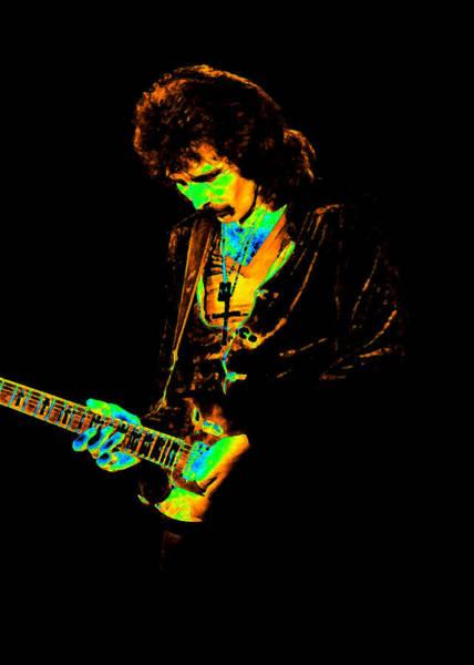 Photograph - Black Sabbath #24 Enhanced In Cosmicolors by Ben Upham