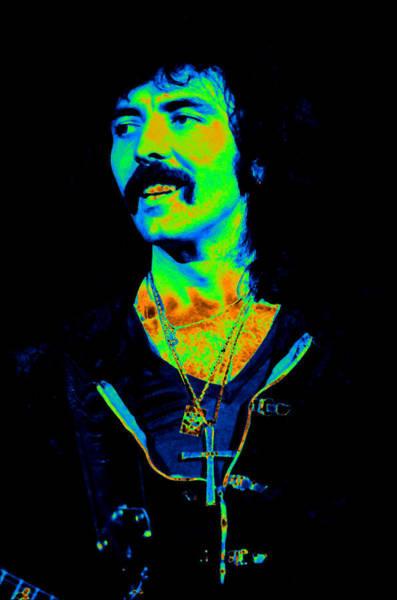 Photograph - Black Sabbath #27 Enhanced In Cosmicolors by Ben Upham