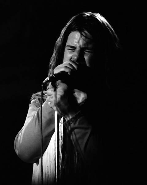 Photograph - Black Sabbath #29 Enhanced Bw by Ben Upham