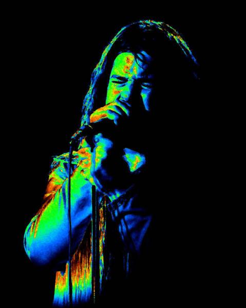 Photograph - Black Sabbath #29 Enhanced In Cosmicolors by Ben Upham