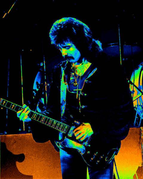 Photograph - Black Sabbath #33 Enhanced In Cosmicolors by Ben Upham