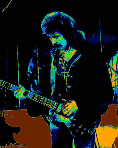Photograph - Black Sabbath #33 In Cosmicolors by Ben Upham