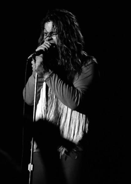 Photograph - Black Sabbath #39 Enhanced Bw by Ben Upham