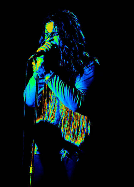 Photograph - Black Sabbath #39 Enhanced In Cosmicolors by Ben Upham