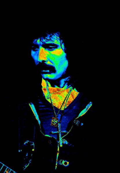 Photograph - Black Sabbath #45 Enhanced In Cosmicolors by Ben Upham
