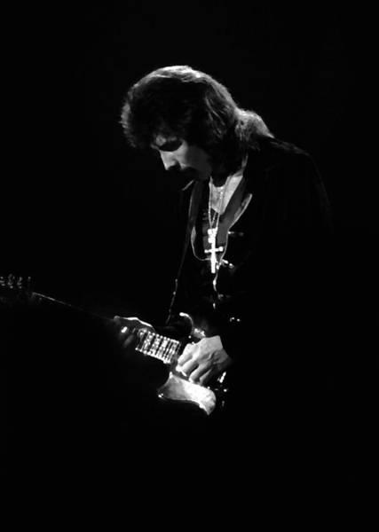 Photograph - Black Sabbath #47 Enhanced Bw by Ben Upham