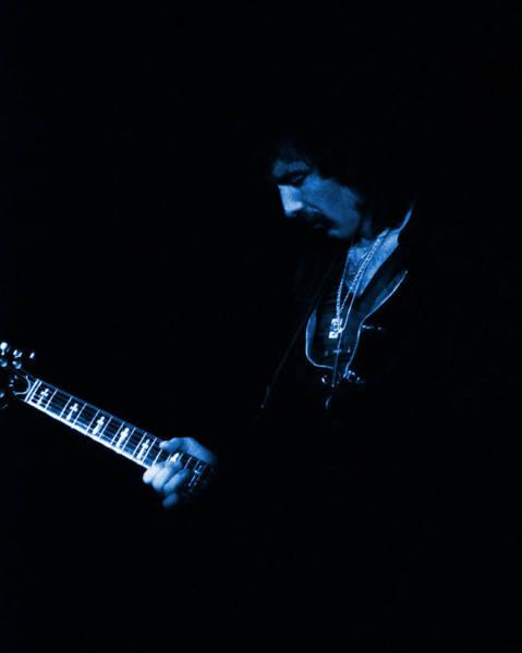 Photograph - Black Sabbath #49 In Blue by Ben Upham