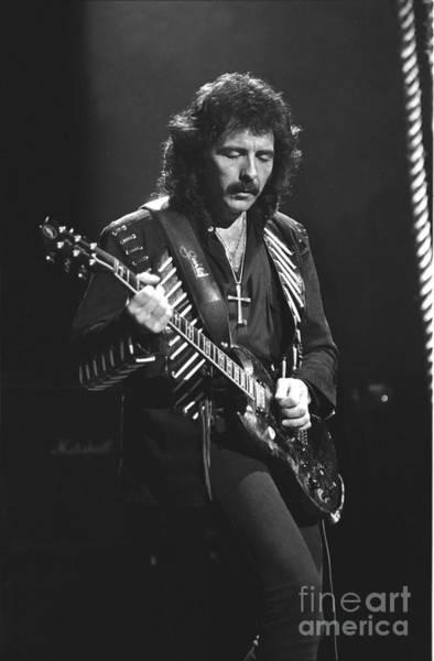 Wall Art - Photograph - Black Sabbath by Concert Photos