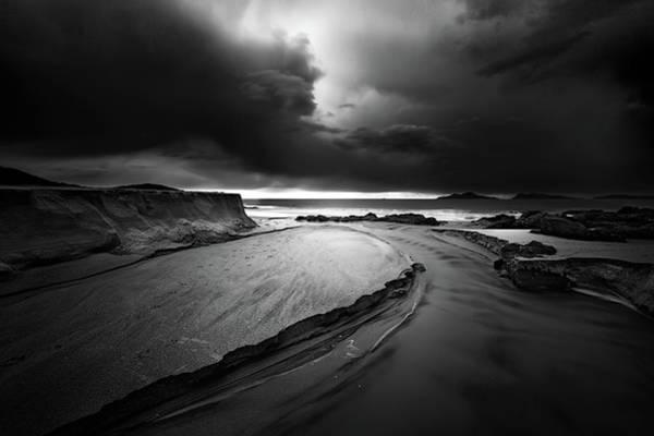 Santiago Wall Art - Photograph - Black Storm by Santiago Pascual Buye