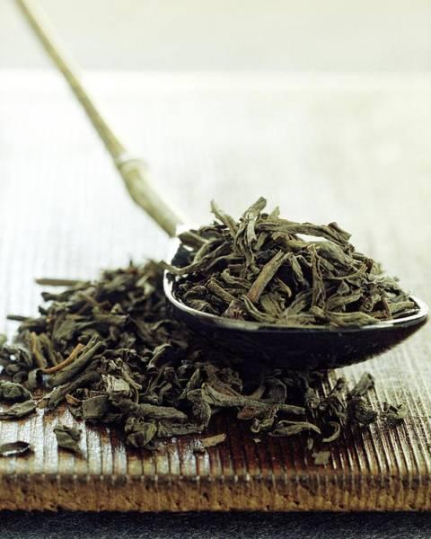2005 Photograph - Black Tea Leaves by Romulo Yanes