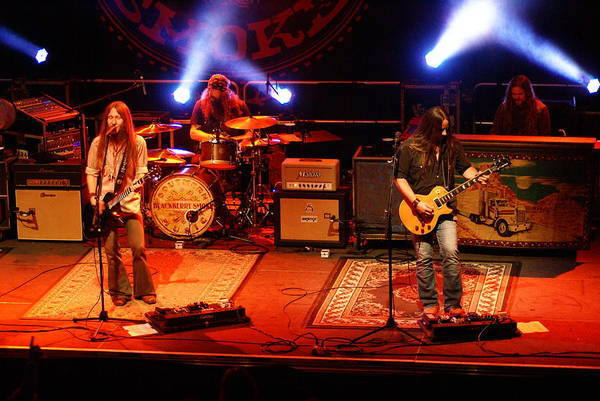 Photograph - Blackberry Smoke Looking For Women On The Moon by Ben Upham