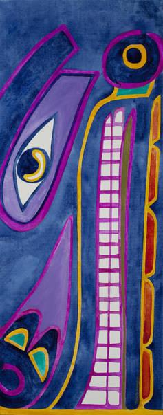 Blackfish Painting - Blackfish by Dawn Aumann