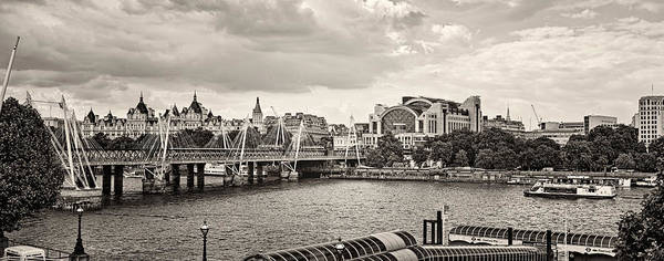 Wall Art - Photograph - Blackfriars Bw by Heather Applegate