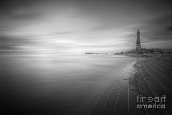 Photograph - Blackpool Beach by Yhun Suarez