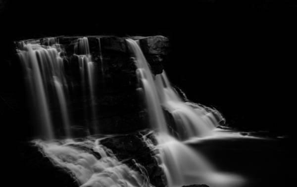 Blackwater Wall Art - Photograph - Blackwater Falls West Virginia by Shane Holsclaw
