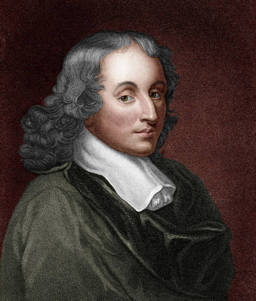 Wall Art - Photograph - Blaise Pascal by Sheila Terry/science Photo Library