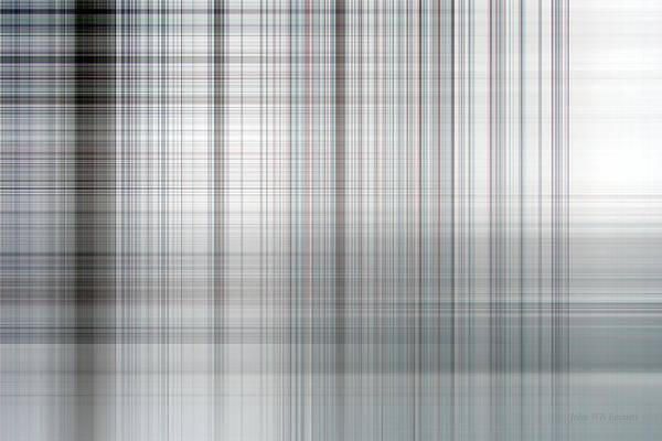 Digital Art - Blanc 5043 by John WR Emmett