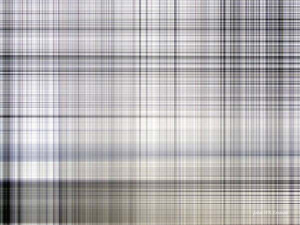 Digital Art - Blanc 6351 by John WR Emmett