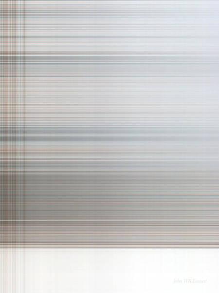 Digital Art - Blanc 7385 by John WR Emmett