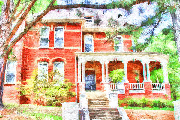 Photograph - Vintage Home - Blast From The Past by Barry Jones