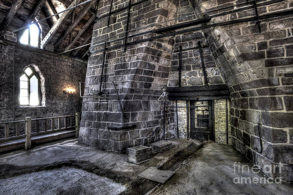 Photograph - Blast Furnace Pour Door by Paul W Faust -  Impressions of Light