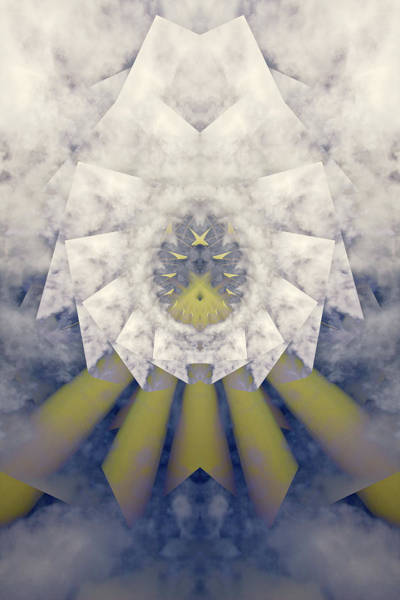 Digital Art - Blast Off by Colette Panaioti