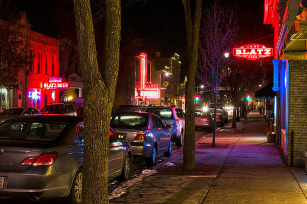 Photograph - Blatz Neon by James  Meyer